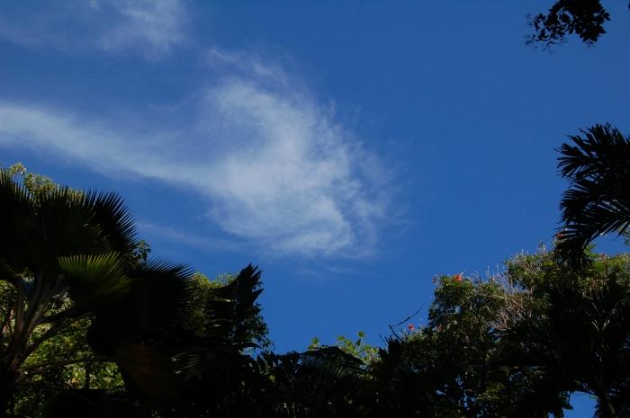 Maui sky © Jack H Thompson