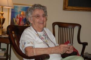 Mom birthday 2008