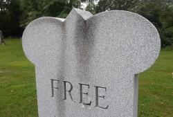 Free tombstone