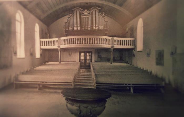 Wohlen bei Bern Die Pfarrkirche