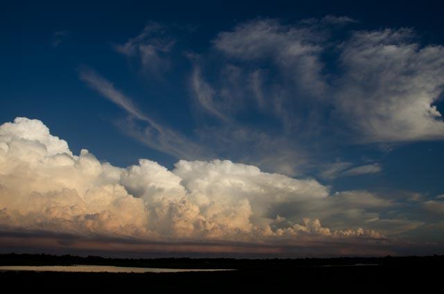 Bahama sky, JHT