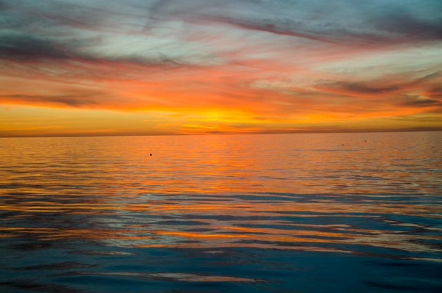 Sunset in Florida Keys JHT