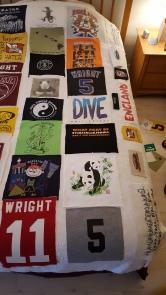 designing quilt